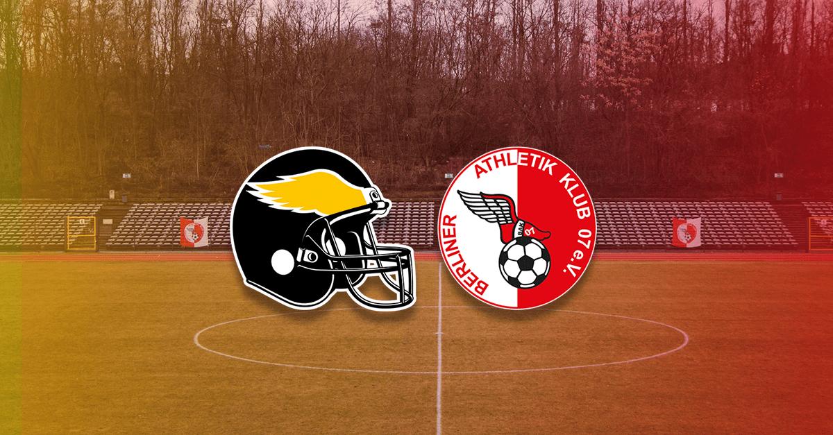 [Lokal] 2 Spiele am Wochenende (Berlin Adler + Berliner AK) mit einem Ticket besuchen.