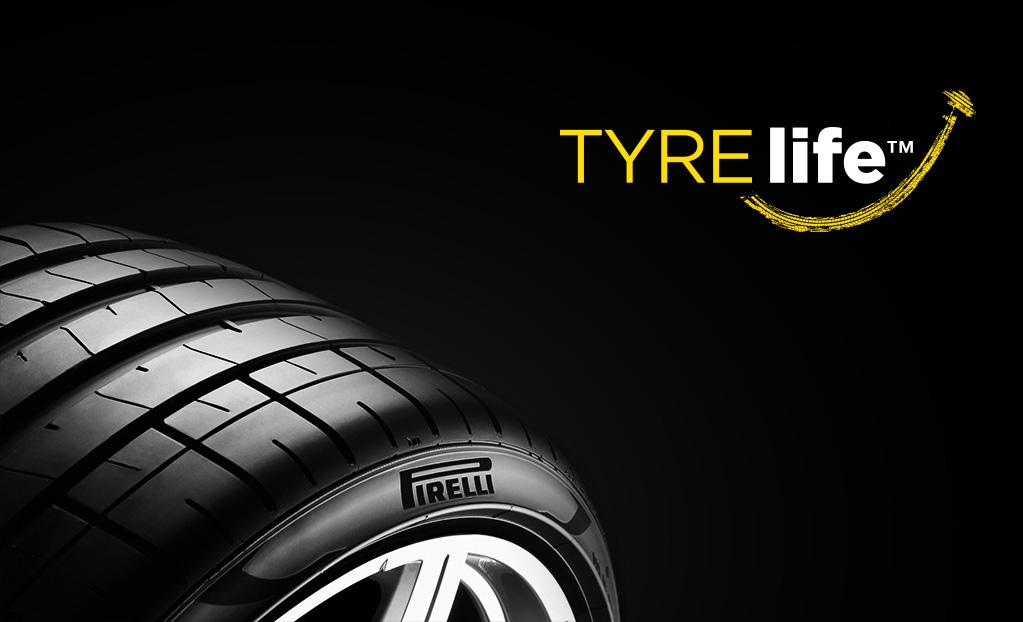 min. 2 Pirelli Reifen kaufen - 1 Jahr TYRElife Garantie Gratis