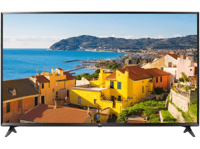 LG 60UJ6309 TV (60'' UHD Direct-lit IPS HDR10 HLG, 1600Hz [interpol.], Triple Tuner, 3x HDMI 2.0, 2x USB, LAN + WLAN mit Smart TV, CI+, VESA, EEK A) für 799€ versandkostenfrei [Mediamarkt]