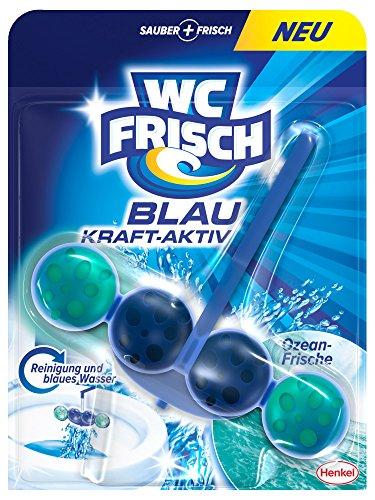 WC Frisch Kraft Aktiv Blauspüler 10er Pack zum Bestpreis bei Amazon