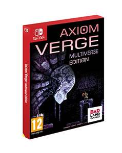 Axiom Verge: Multiverse Edition für Nintendo Switch