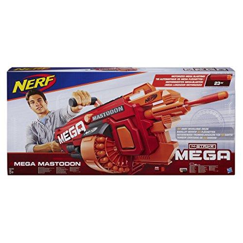 Amazon UK Nerf N-Strike Mega Mastodon Blaster +25% auf andere Blaster