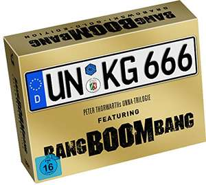 Bang Boom Bang (Limited Grabowski Gold Edition) [5 DVDs + 1 CD]