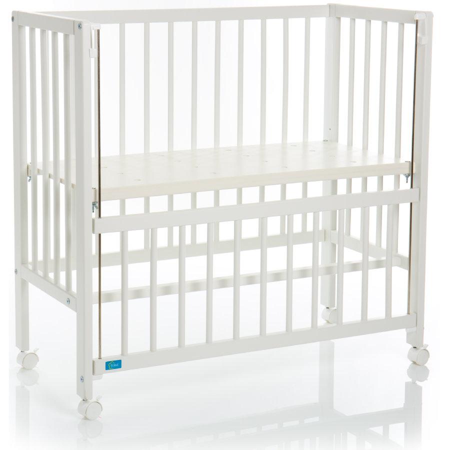 Beistellbett: fillikid Cocon in weiß für 74,99€ bei [babymarkt]
