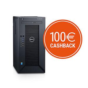 [Ebay_Cyperport] DELL PowerEdge T30 für 359,10€ - 100€ Cashback
