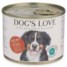 Dogs Love Premium Hundefutter Bestpreis - Kombination WAU-Deal + 10% Gutschein