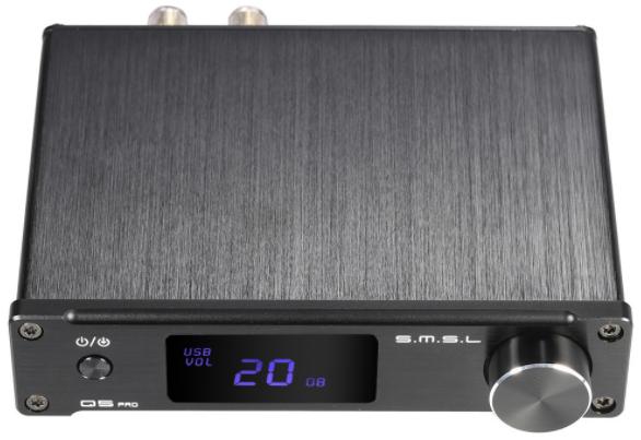 SMSL Q5 PRO Audio Verstärker (2x 50 Watt)