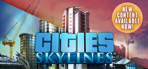 [STEAM] Cities: Skylines 6,99 € - Deluxe Edition 9,24 € - Collection PAKET 30,66 €