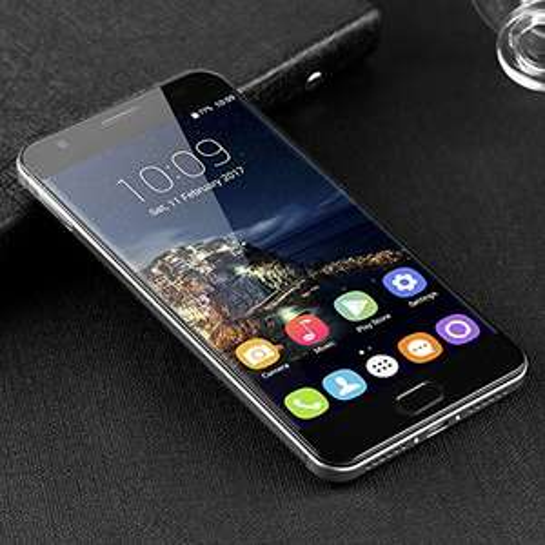 OUKITEL K6000 Plus Android 7.0 Smartphone 5,5 Zoll FHD 4G FDD-LTE Ohne Vertrag Octa Core 4GB RAM+64GB ROM 8MP+16MP Dualkameras Fingerprintscanner 6080mAh Quick Charge Reverse Charging Dual SIM