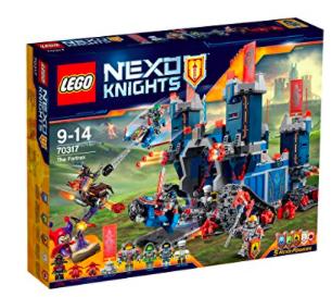 Amazon Spanien: Lego Nexo Knights 70317 Fortrex, die rollende Festung für 56,62€