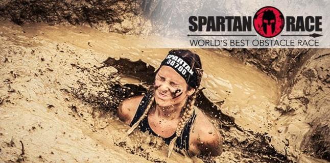 Ticket für das Spartan Race in Berlin am 30.09.2017 / 44% Rabatt auf DailyDeal
