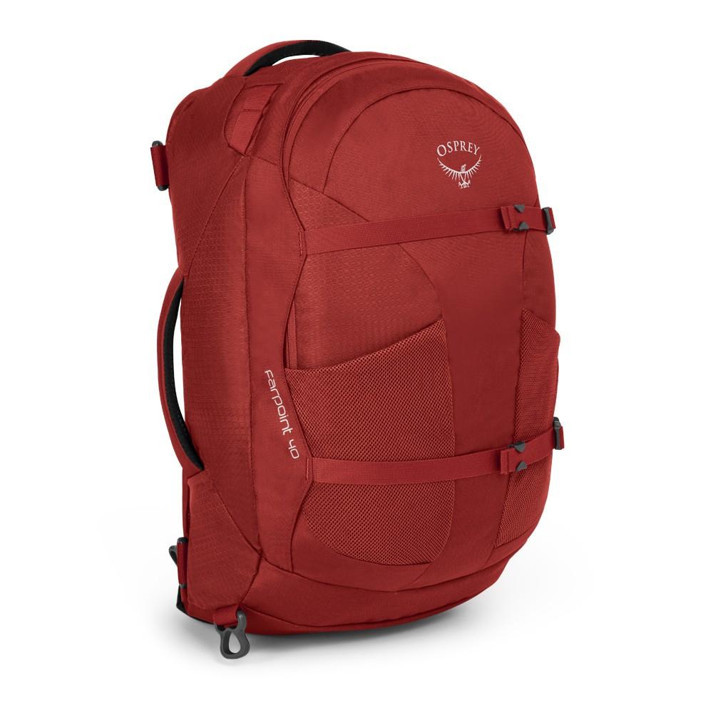 Osprey Farpoint 40 M/L Rucksack Reisetasche  schwarz