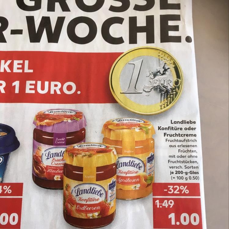 Viele 1€ Angebote bei Kaufland bis 23.08.