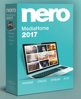 Nero MediaHome 2017 kostenlos statt 29,95€