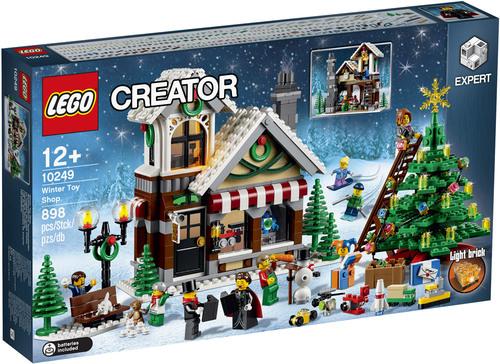 Lego Creator 10249 Weihnachtlicher Spielzeugladen für 46,99€ bei [windeln.de]