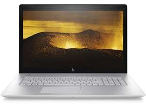 HP ENVY 17-ae030ng (Intel i7-7500U, 8GB RAM, 256GB SSD, 1TB HDD, NVIDIA GeForce 940MX 2GB, FHD) für 1134,05€, HP ENVY 17-ae006ng (Intel i7-7500U, 16GB RAM, 1TB SSD, GeForce 940MX 4GB, 4K) für 1609,04 im HP EDU Store