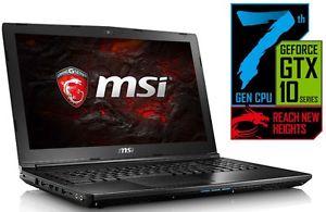MSI GL62, GE62 und GE62VR mehr als 150€ unter PVG! i7-7700, Full HD GTX 1050/1060