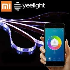 Xiaomi Yeelight Smart Light Strip für 16,83€ [Gearbest]