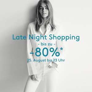 (Lokal) Sammeldeal: Design Outlet Roermond- Late Night Shopping (Tag Heuer, Adidas, Samsonite etc.) am 25.08.2017
