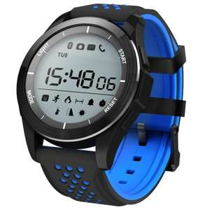 NO.1 F3 Sports IP68 wasserdicht Smartwatch
