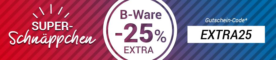 Medimops 25% Extra Rabatt auf B-Ware Artikel – VSK frei ab 10€, ideal für 9,99 GameStop Aktion