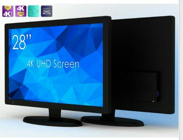 SM28K1-01-PP2 — SWEDX 71 cm (28 Zoll) UHD-4K LED Monitor 225€