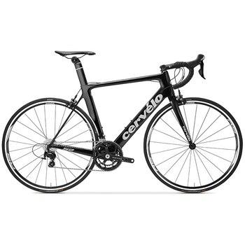 Cervélo S2 105 Rennrad - 2017 - black/grey Vergleichspreis 1999€