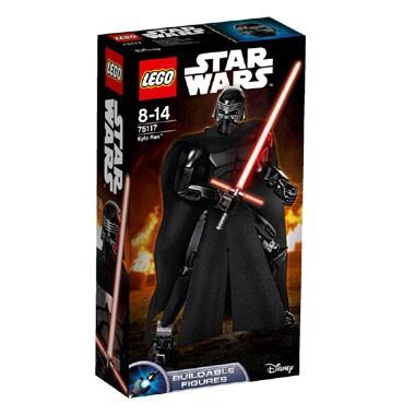 Verschiedene Lego Star Wars Figuren für je 10,98€ bei Intertoys ab 25€ VSKfrei