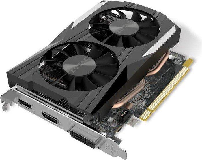"""Zotac Geforce GTX 1050 Ti OC (mit 5J Garantie) + Key für """"Rocket League"""" für 135€ [NBB]"""