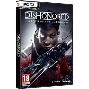 (Steam) Dishonored: Death of the Outsider für 13,65€ bei Playasia