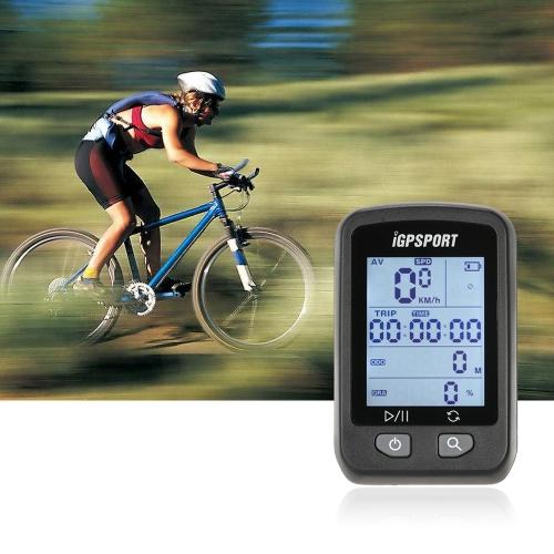 [TOMTOP(CN)] IGPSPORT iGS20E Wiederaufladbarer Fahrrad GPS Computer