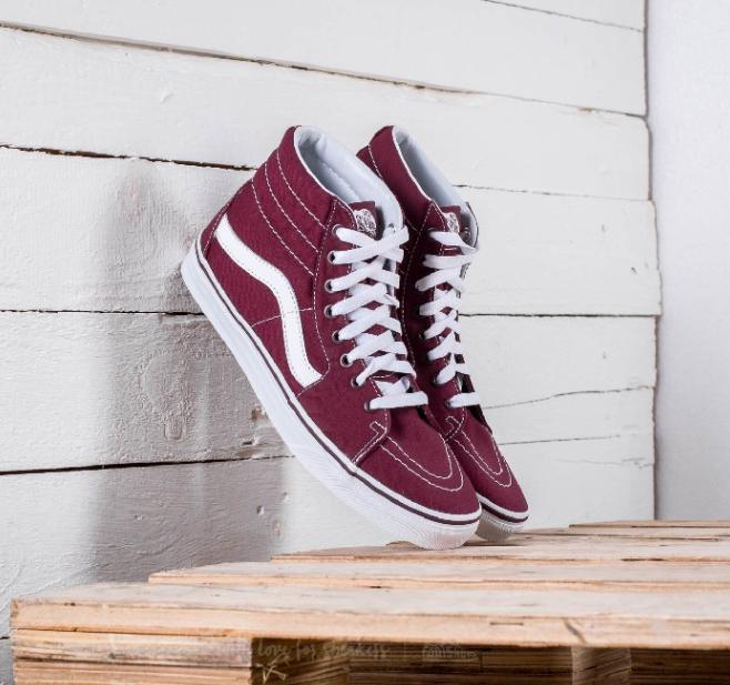 VANS Sk8-Hi Cup Unisex Sneaker V4O9IW1 in Port Royale (Gr. 40-47) jetzt für 40€ statt 64€ *Preis gesenkt*