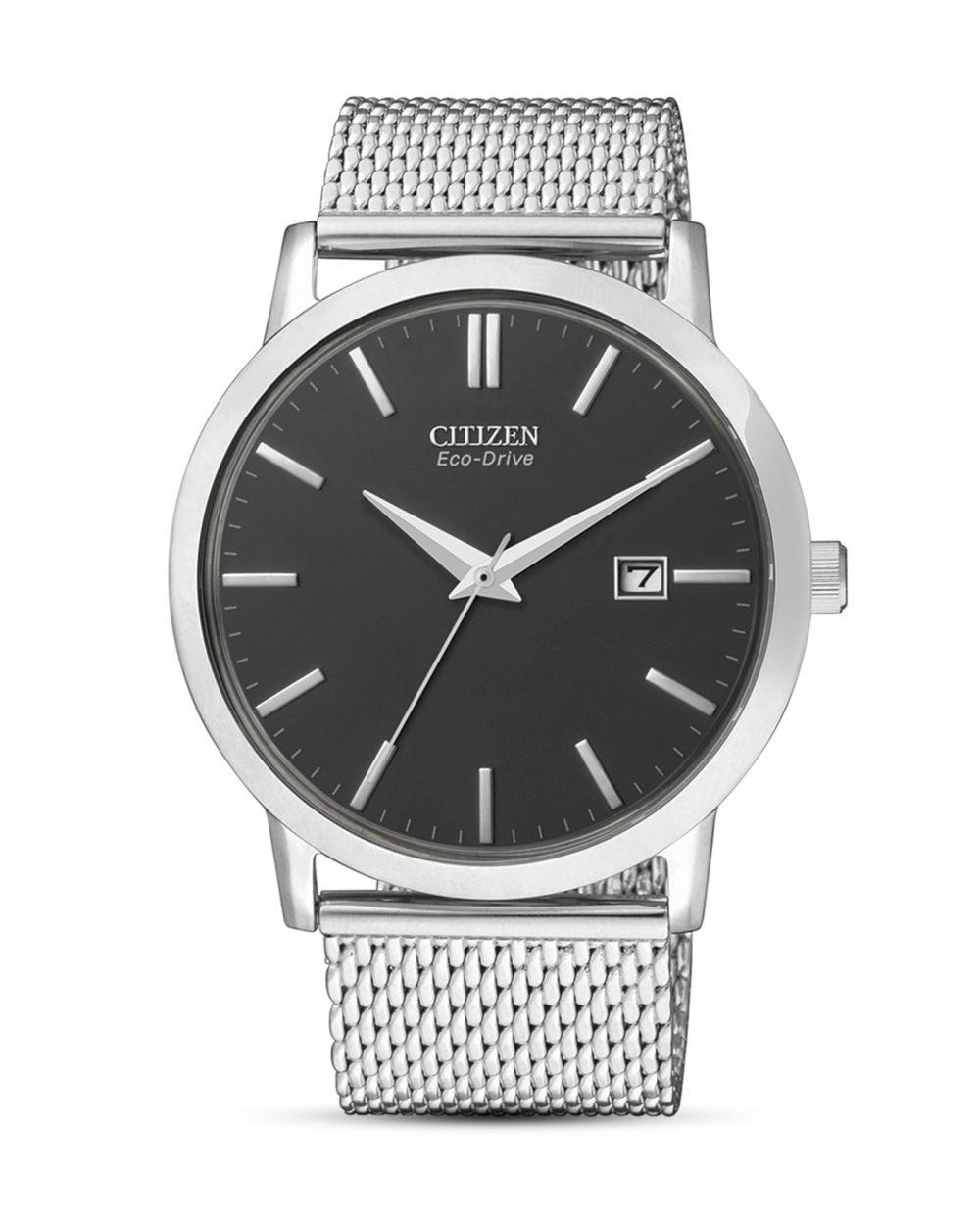 20% extra Rabatt auf den gesamten Sale bzw. 25% auf 9 ausgewählte Armbanduhren, z.B. Citizen Solaruhr Eco-Drive Elegant BM7190-56H für 89,25€ statt 134,10€