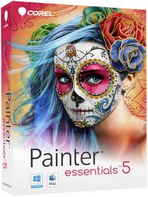 [DOWNLOAD] Corel Painter Essentials 5 Einsteigerfreundliches Malprogramm PVG: 29,99€