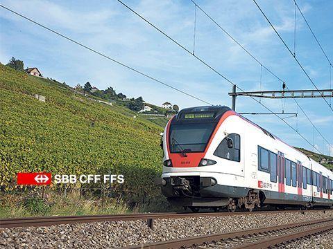 SBB-Spezial-Tageskarte: Die ganze Schweiz mit einem Ticket