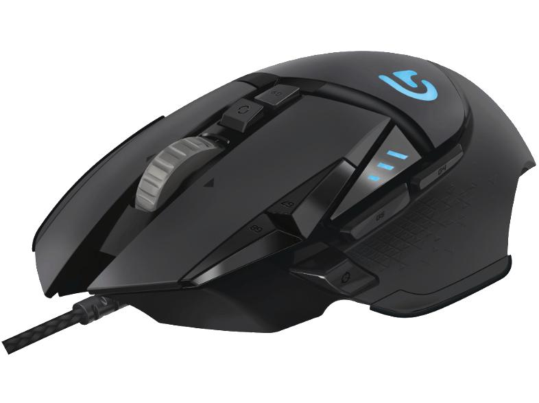 [Mediamarkt] Logitech G402 Hyperion Fury Gaming-Maus kabelgebunden für 24,99€ // Logitech G502 Proteus Spectrum RGB Tunable Gaming Mouse für 39,99€ // LOGITECH C922 Pro Stream Webcam  etc..für 49,99€ Versandkostenfrei