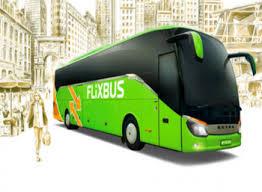 Flixbus: 15% Gutschein ab 5€ MBW über die Französische Seite