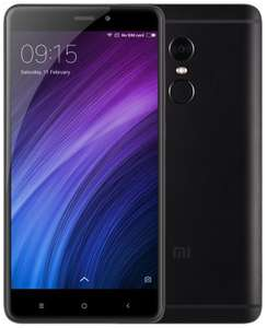 (Global Version Band 20) Xiaomi Redmi Note 4  4GB 64GB Snapdragon 625 4100mAh