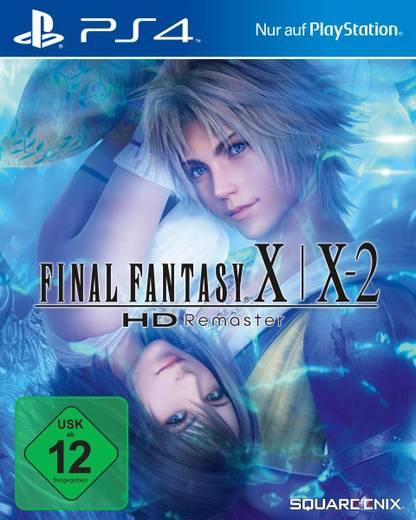Final Fantasy X/X-2 HD Remaster (PS4) für 9,80€ [Conrad Abholung]