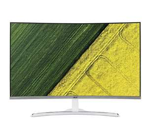 Acer ED322Q (32 Zoll Full HD Curved Monitor) für 269€