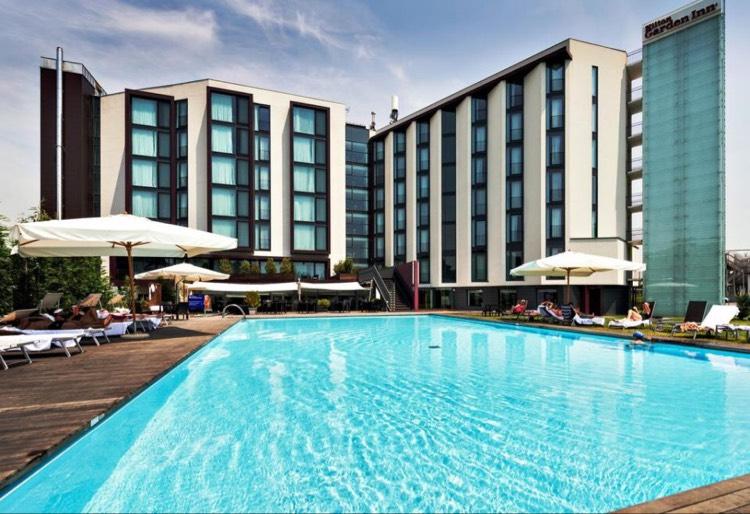 Venedig 3 Tage im tollen 4 Sterne Hilton Hotel mit Flügen für 2 Personen