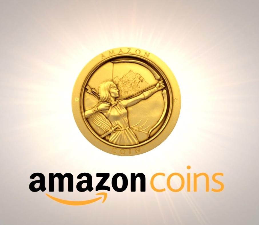(Neukunden) Amazon Coins / 500 für 1€ bzw. 10.000 für 50€