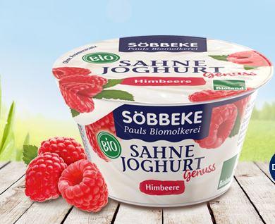 Söbbeke Bio Sahnejoghurt Gratis Testen - GZG