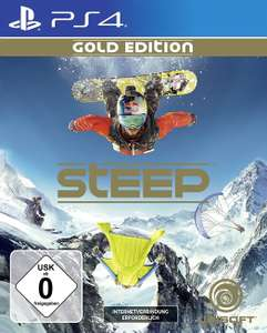 Steep Gold Edition (inkl. Season Pass) (PS4) ab 18,98€ inkl. VSK (Ubisoft Store)