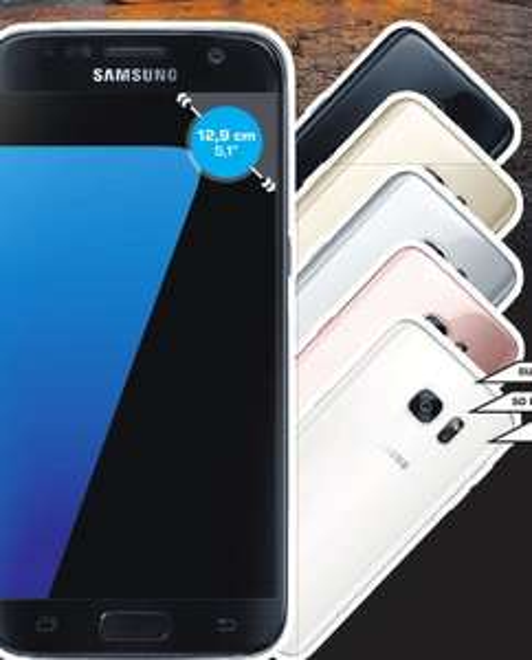 [Saturn/Mediamarkt] Samsung Galaxy S7 in allen Farben für je 379,-€.