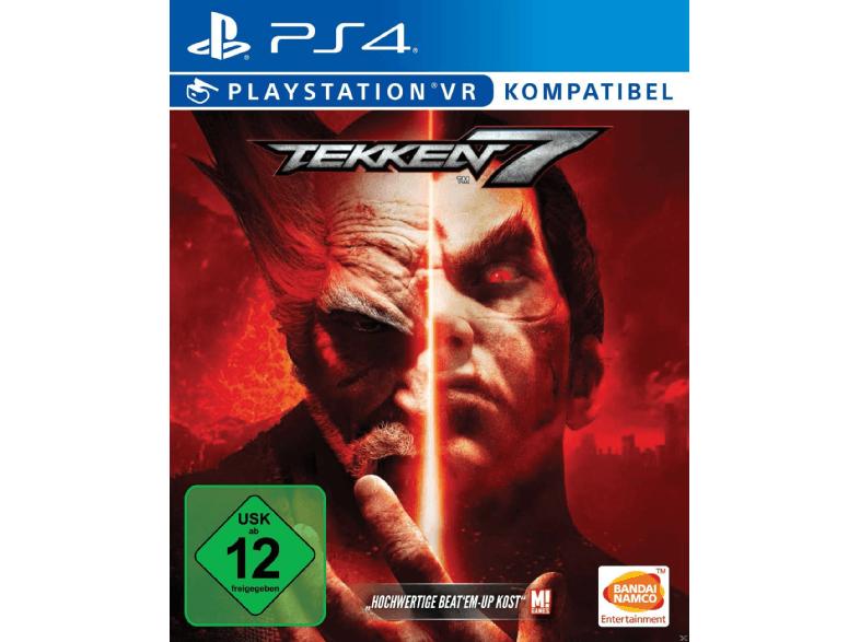[Mediamarkt GDD] Tekken 7 - [Playstation 4] für 42,-e Versandkostenfrei