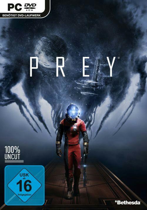 PREY - Day One Edition [PC DVD] - Uncut | 8 € offline & 11,99 € online @ expert (PVG 18,99€, Offline = 57,87% günstiger)