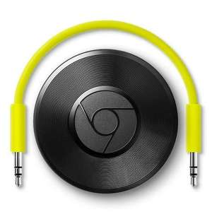 Chromecast Audio (UK) @mymemory.de 28,07€ mit Gutschein