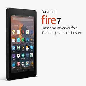 Amazon Fire 7 Tablet (2017) für 44,99€ [Amazon Prime]