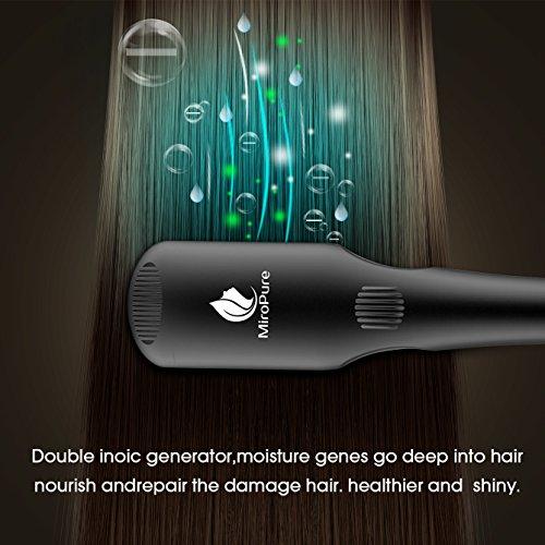 [Amazon ohne Prime] 2-in-1 Ionischer Haarglätter